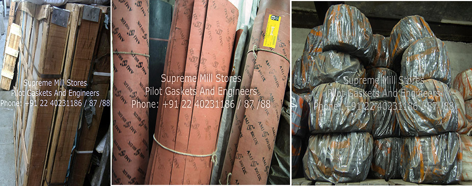 Gasket Sheets & Gland Packings